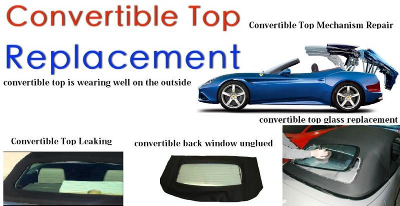 Convertible Top Repair >> Auto Glass Services Power Windows Repairs Auto