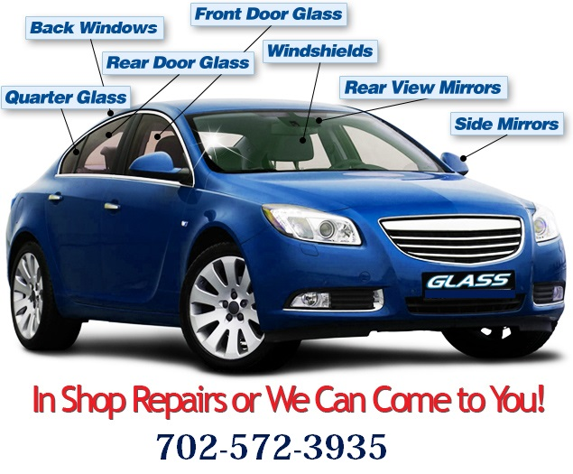 Auto Glass Installations