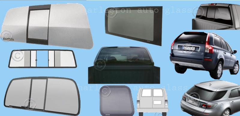 Mobile Auto Back Window Replacement