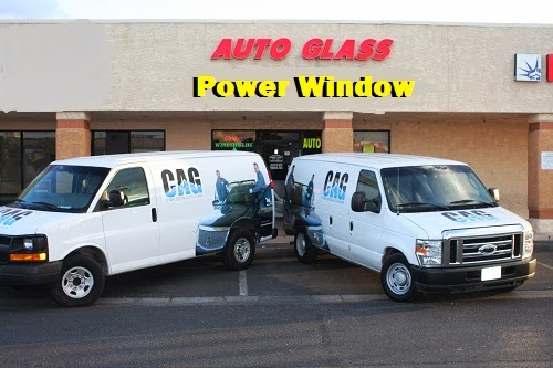 Mobile Auto Glass Services
